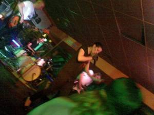 concierto the cabriolets, sala la bola, cáceres
