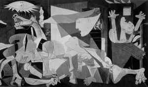 Guernica,1937, Pablo Picasso