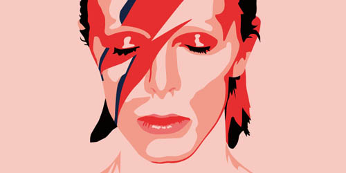 Ziggy Stardust alter ego de David Bowie
